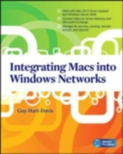 Ebook in inglese Integrating Macs into Windows Networks Hart-Davis, Guy