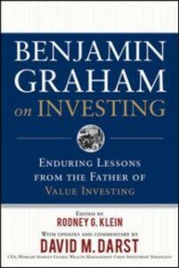 Ebook in inglese Benjamin Graham on Investing: Enduring Lessons from the Father of Value Investing Graham, Benjamin , Klein, Rodney G.