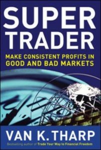 Ebook in inglese Super Trader: Make Consistent Profits in Good and Bad Markets Tharp, Van