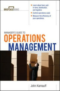 Ebook in inglese Manager's Guide to Operations Management Kamauff, John