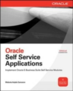Ebook in inglese Oracle Self-Service Applications Cameron, Melanie