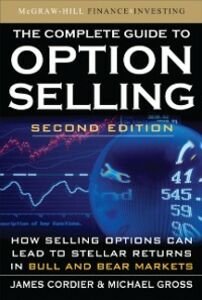 Ebook in inglese Complete Guide to Option Selling, Second Edition Cordier, James , Gross, Michael