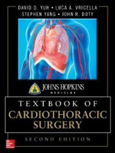Ebook in inglese Johns Hopkins Textbook of Cardiothoracic Surgery, Second Edition Doty, John R. , Vricella, Luca , Yang, Stephen , Yuh, David
