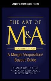 Art of M&A, Fourth Edition, Chapter 2