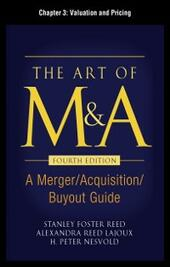 Art of M&A, Fourth Edition, Chapter 3