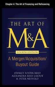 Ebook in inglese Art of M&A, Fourth Edition, Chapter 4 Lajoux, Alexandria , Nesvold, H. Peter , Reed, Stanley Foster