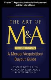 Art of M&A, Fourth Edition, Chapter 7