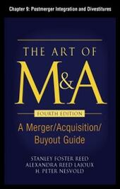Art of M&A, Fourth Edition, Chapter 9