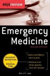 Deja Review Emergency Medicine - David Jang - cover