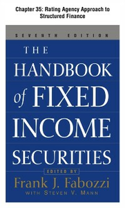 Ebook in inglese Handbook of Fixed Income Securities, Chapter 35 Fabozzi, Frank