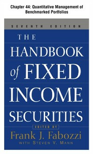 Ebook in inglese Handbook of Fixed Income Securities, Chapter 44 Fabozzi, Frank
