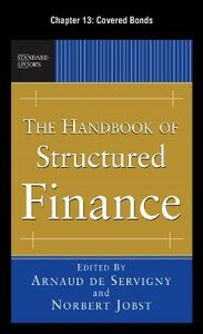 Foto Cover di Handbook of Structured Finance, Chapter 14 - Covered Bonds, Ebook inglese di Arnaud de Servigny,Norbert Jobst, edito da McGraw-Hill