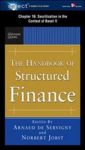 Ebook in inglese Handbook of Structured Finance, Chapter 16 de Servigny, Arnaud , Jobst, Norbert