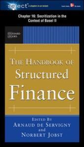 Handbook of Structured Finance, Chapter 16