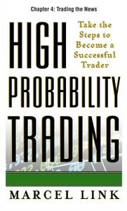 Ebook in inglese High-Probability Trading, Chapter 4 Link, Marcel