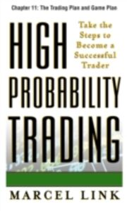 Ebook in inglese High-Probability Trading, Chapter 11 - The Trading Plan and Game Plan Link, Marcel