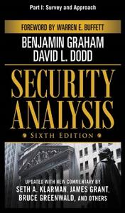 Ebook in inglese Security Analysis, Sixth Edition, Part I Dodd, David L , Graham, Benjamin