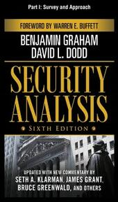 Security Analysis, Sixth Edition, Part I