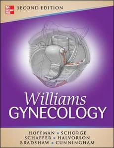 Libro Williams gynecology