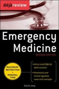 Ebook in inglese Deja Review Emergency Medicine, 2nd Edition Jang, David