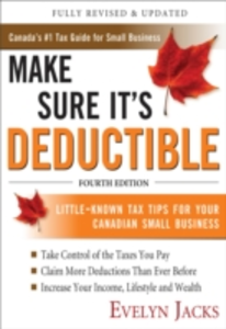 Ebook in inglese Make Sure It's Deductible, Fourth Edition Jacks, Evelyn