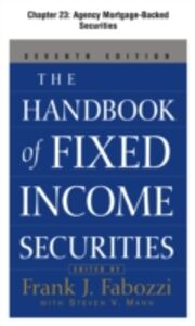 Ebook in inglese Handbook of Fixed Income Securities, Chapter 23 Fabozzi, Frank