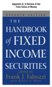 Ebook in inglese Handbook of Fixed Income Securities, Appendix A Fabozzi, Frank