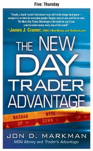 Ebook in inglese New Day Trader Advantage, Chapter 5 Markman, Jon