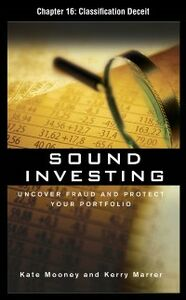 Ebook in inglese Sound Investing, Chapter 16 Mooney, Kate