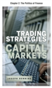 Ebook in inglese Trading Stategies for Capital Markets, Chapter 2 Benning, Joseph