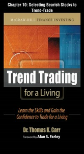 Ebook in inglese Trend Trading for a Living, Chapter 10 Carr, Thomas K