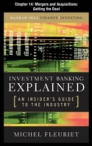Ebook in inglese Investment Banking Explained, Chapter 14 Fleuriet, Michel