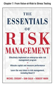 Ebook in inglese Essentials of Risk Management, Chapter 7 Crouhy, Michel , Galai, Dan , Mark, Robert