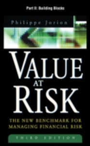 Ebook in inglese Value at Risk, 3rd Ed., Part II Jorion, Philippe