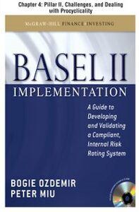 Ebook in inglese Basel II Implementation, Chapter 4 Miu, Peter , Ozdemir, Bogie