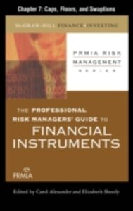 Ebook in inglese Professional Risk Managers' Guide to Financial Instruments, Chapter 7 (PRMIA), Professional Risk Managers' International Association