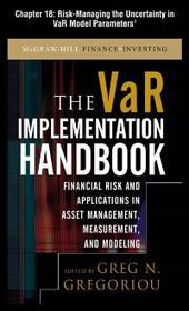 VAR Implementation Handbook, Chapter 18