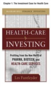 Foto Cover di Healthcare Investing, Chapter 1, Ebook inglese di Les Funtleyder, edito da McGraw-Hill