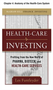 Ebook in inglese Healthcare Investing, Chapter 4 Funtleyder, Les