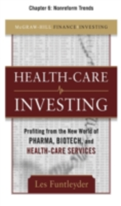 Ebook in inglese Healthcare Investing, Chapter 6 Funtleyder, Les