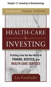 Ebook in inglese Healthcare Investing, Chapter 11 Funtleyder, Les