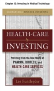 Ebook in inglese Healthcare Investing, Chapter 13 Funtleyder, Les