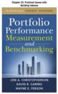 Ebook in inglese Portfolio Performance Measurement and Benchmarking, Chapter 23 Carino, David R , Christopherson, Jon A , Ferson, Wayne E