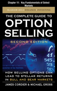 Ebook in inglese Complete Guide to Option Selling, Second Edition, Chapter 11 Cordier, James , Gross, Michael