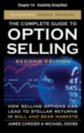 Complete Guide to Option Selling, Second Edition, Chapter 14