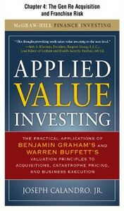 Ebook in inglese Applied Value Investing, Chapter 4 Calandro, Jr., Joseph