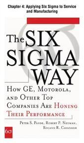 Six Sigma Way, Chapter 4