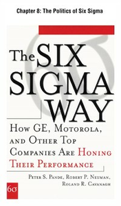 Ebook in inglese Six Sigma Way, Chapter 8 Cavanagh, Roland , Neuman, Robert , Pande, Peter