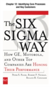 Ebook in inglese Six Sigma Way, Chapter 12 Cavanagh, Roland , Neuman, Robert , Pande, Peter