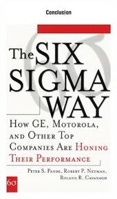 Six Sigma Way, Conclusion